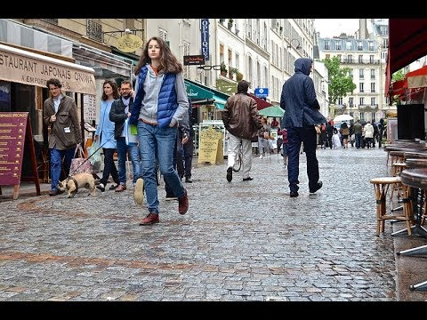 Places to see in ( Paris - France ) Rue Cler