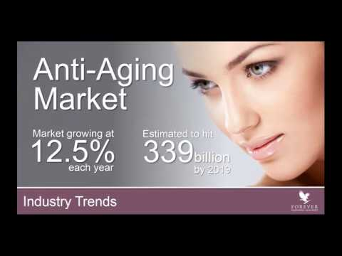 infinite by FOREVER anti-aging skin care