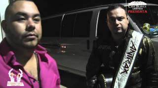 Gerardo Ortiz y La Nena Guzman En Laredo Texas(CASA BLANCA) Alterados y Locos