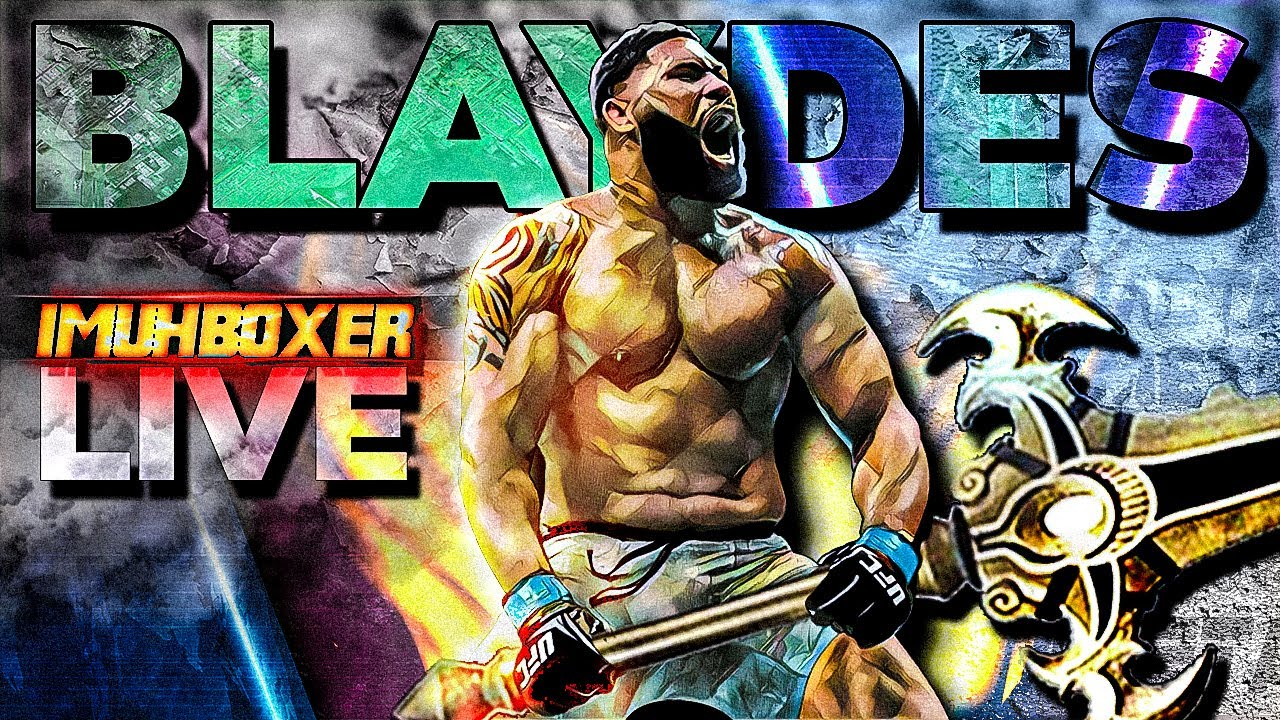 UFC 4 Live Stream - FIRST TIME ON XBOX WITH NEW UPDATE | BLAYDES TAKEOVER (Accepting ALL Invites!)