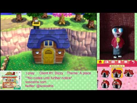 Animal Crossing: Happy Home Designer Let's Play #136