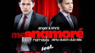 Dj Dragonix - Me Enamore Angel & Khriz (2011) Remix extended