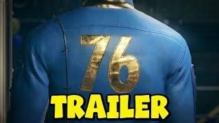 Fallout 76 - Trailer oficial - Subtitulos en Español - 2018 - Bethesda