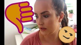 Vlog makijażowy 6 - Nie jestem zachwycona tymi zmianami...