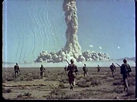 Environmental Effects of the Atomic Bomb
