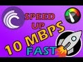 HOW TO SPEED UP BITTORRENT 7.10.0 FROM 10KBS TO 10 MBPS WORKING 100 PART 2 2017
