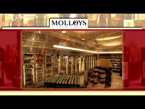 Molloys Liquor Stores TV ad Dublin Ireland