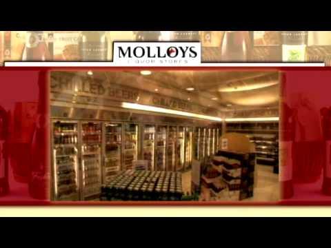 Molloys Liquor Stores TV ad Dublin Ireland