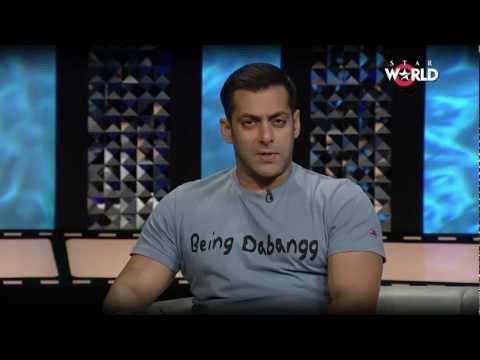 Salman Khan Answers His Fans On Twitter