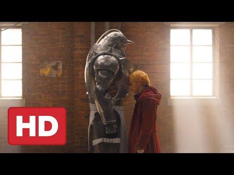 Fullmetal Alchemist Live Action Trailer (Netflix)