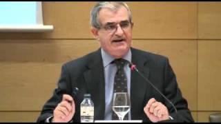 2- D. Francisco Javier Álvarez Guisasola, Consejero de Sanidad de Castilla y León 2/3