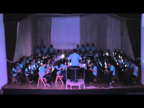 ROCK ESPANYOL arr. Azael Tormo Banda Unió Musical de Gata de Gorgos