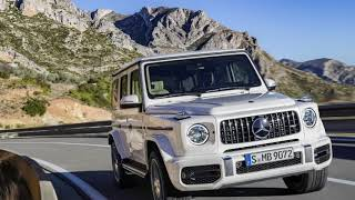 MUST SEE 2019 MercedesAMG G63 – First Look