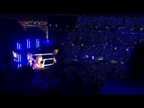 Taylor Swift Wildest Dreams Live in Philly 7-14-18