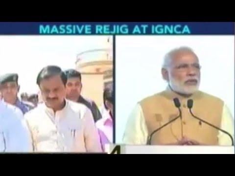 Narendra Modi Government Dissolves IGNCA Board