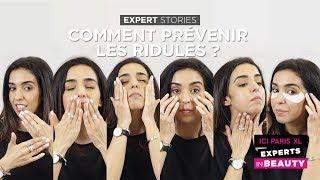Expert Stories : prévenir les rides et les ridules
