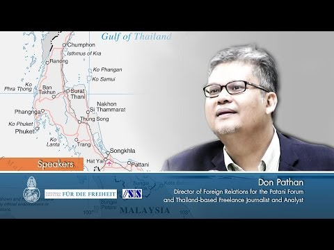 Peace Talks in Southern Thailand: Pathways Obstacles and Prospects Part2/3
