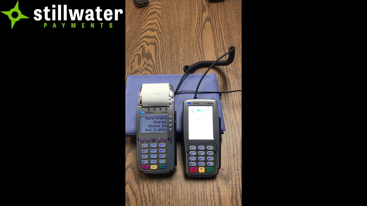 Helpful Hints for Verifone Vx 520 Reprint, Reports, More Button and  Reversals
