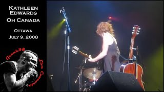 "Kathleen Edwards - ""Oh Canada"" - Ottawa - July 9, 2008"