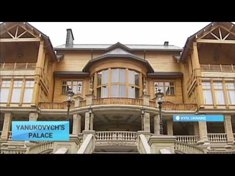 Yanukovych's Palace: Wrangling begins over future of disgraced Ukrainian president's mansion