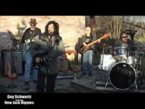 Guy Schwartz & The New Jack Hippies - Live at BluesGuy's Birthday Jam #13