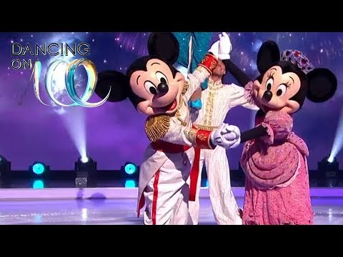 Disney On Ice Brings the Fairytale Week Magic! | Dancing on Ice 2019