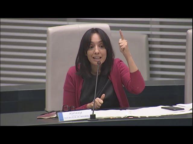Mercedes González: