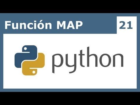 Tutorial Python 21: Función MAP