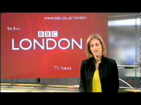 BBC London News - 2004