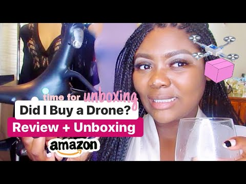 Download Potensic D58 Drone Unboxing and Review 2020~ Amazon Shopping
