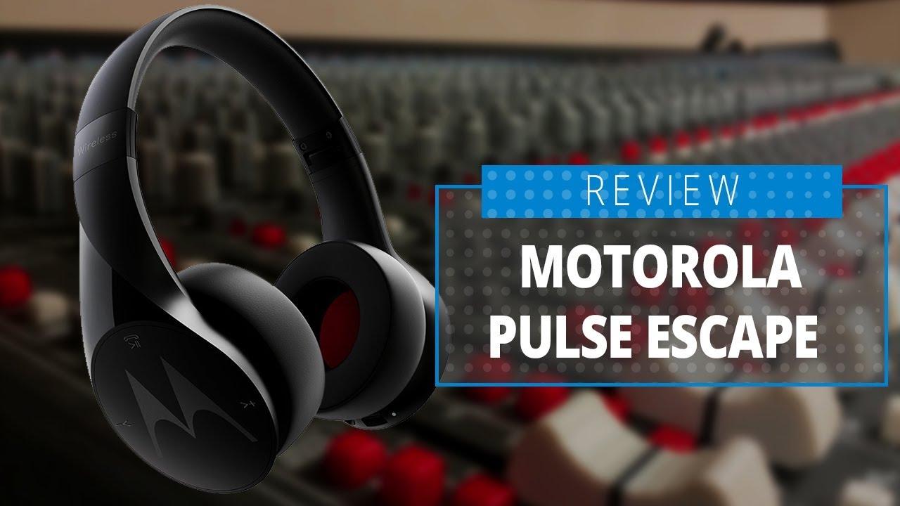 585d4e7ff Fone Motorola Pulse Escape SH012