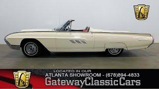 1963 Ford Thunderbird - Gateway Classic Cars of Atlanta ST#550
