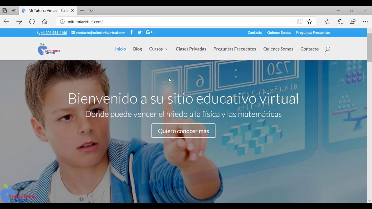 Como efectuar el pago de una clase en Mi Tutoria Virtual - http://mitutoriavirtual.com