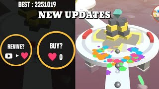 Fire Balls 3D Android Game NEW UPDATE