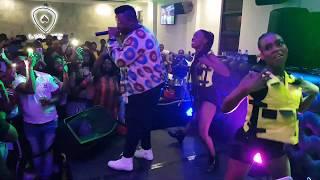 Dladla Mshunqisi - Usuku - Thutha - Cothoza live @ Kwa Ace, Khayelitsha, Cape Town opholamedia