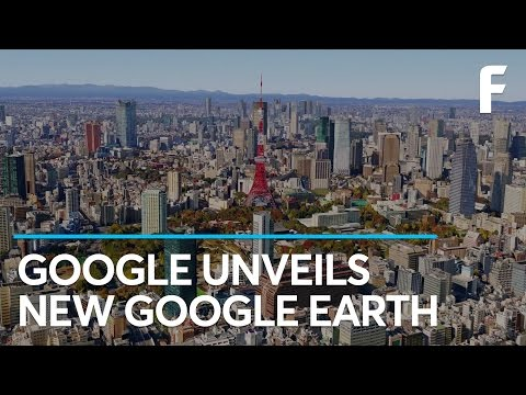 Google Earth's New Feature Brings the Entire Planet to Life