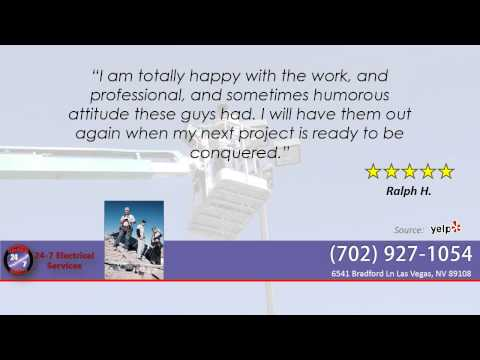 24-7 Electrical Services LLC - REVIEWS - Las Vegas, NV Electrical Reviews
