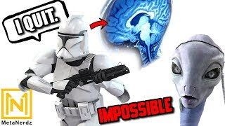 So you don't want to be a Clone Trooper? A Story of Brain Damage & Jedi - Star Wars Clone Wars Lore