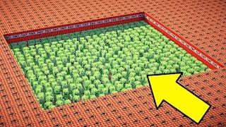 10000 ТНТ ПРОТИВ 1000 КРИПЕРОВ В МАЙНКРАФТ | 10,000 TNT VS 1000 CREEPERS | Minecraft