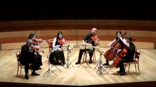Musethica, Brahms String Sextet no.1 Op.18 in B-flat major. I. Allegro ma non troppo