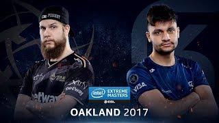CS:GO - NiP vs. SK [Cache] Map 2 - Semifinal - IEM Oakland 2017