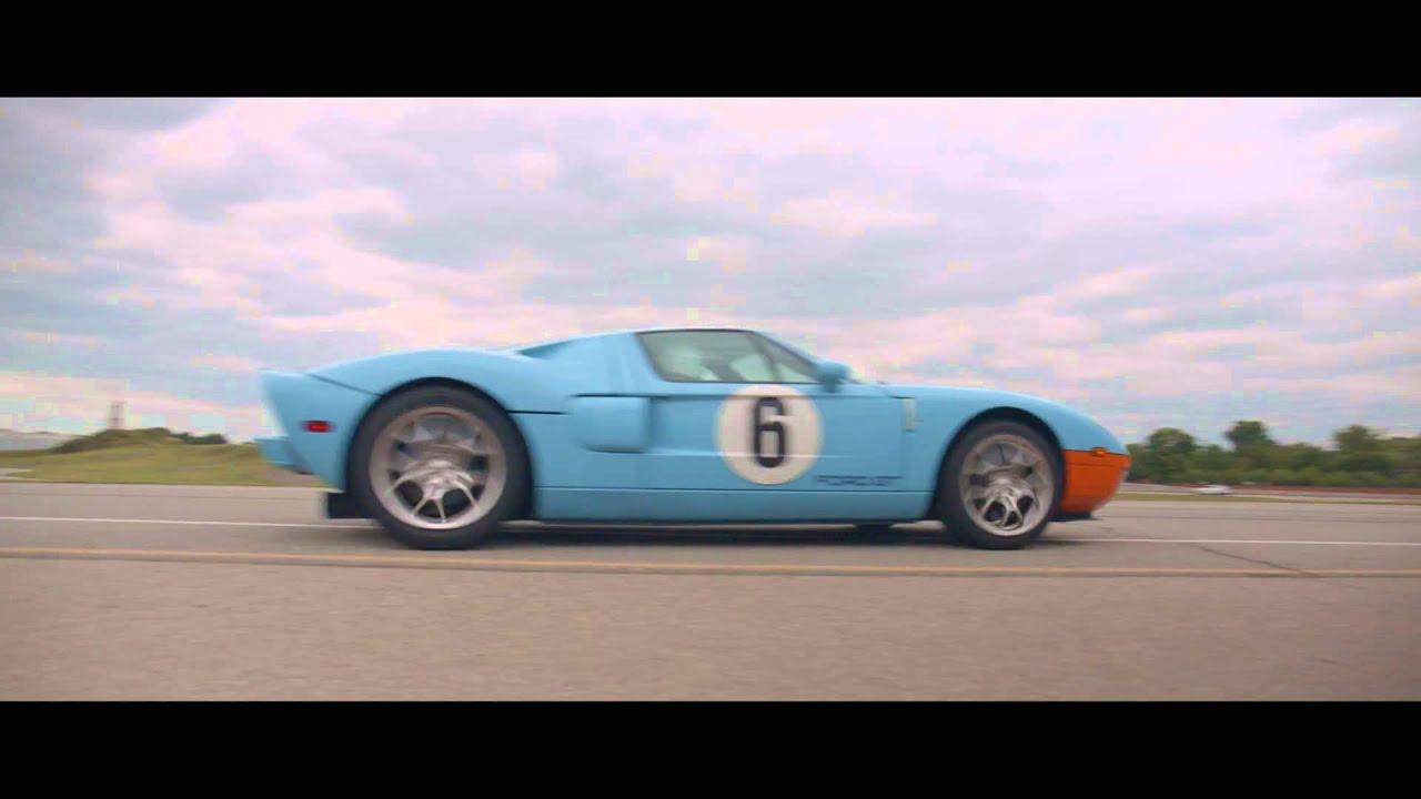 Horsepower Ford Gt Forum National Rally X Hd Trailer
