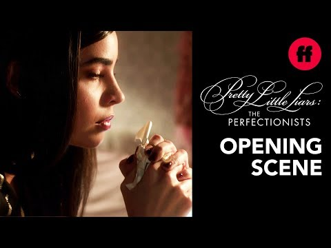 First 85 Seconds Of Episode 1 | Pretty Little Liars: The Perfectionists | Freeform