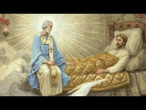 Молитва Николаю Угоднику о здравии и исцелении от болезни