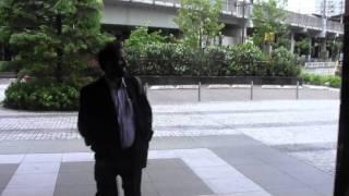 Apa Hotel lobby , Tokyo , Japan May 2011