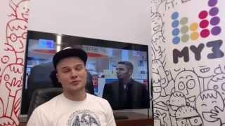 Видеочат со звездой на МУЗ-ТВ: Макс Корж