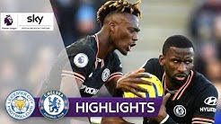 Rüdiger mit Doppelpack! | Leicester City - FC Chelsea 2:2 | Highlights - Premier League 2019/20