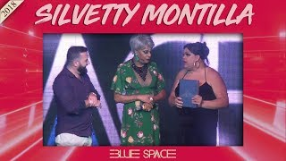 Blue Space Oficial - Matinê - Silvetty Montilla -  09.09.18