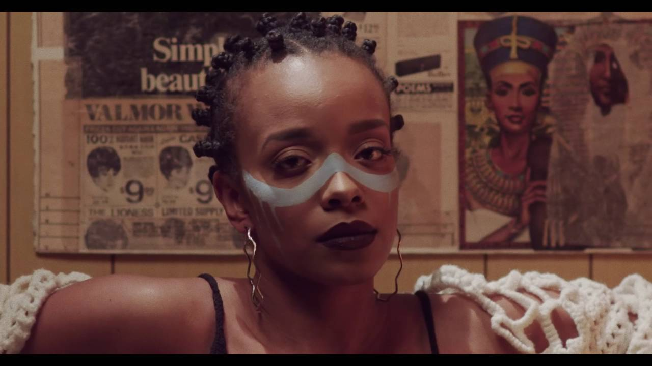 Candy Girl Wallpaper Blk Girl Soldier Jamila Woods Youtube