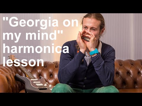 harmonica songs how to play georgia on my mind on c harmonica part 1 2 free harp tab youtube. Black Bedroom Furniture Sets. Home Design Ideas